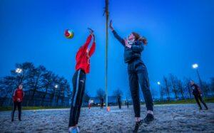 Licht in coronaduisternis voor Heerenveense volleyballers